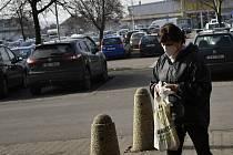 První povinně respirátorový den v Prostějově - 25. 2. 2021