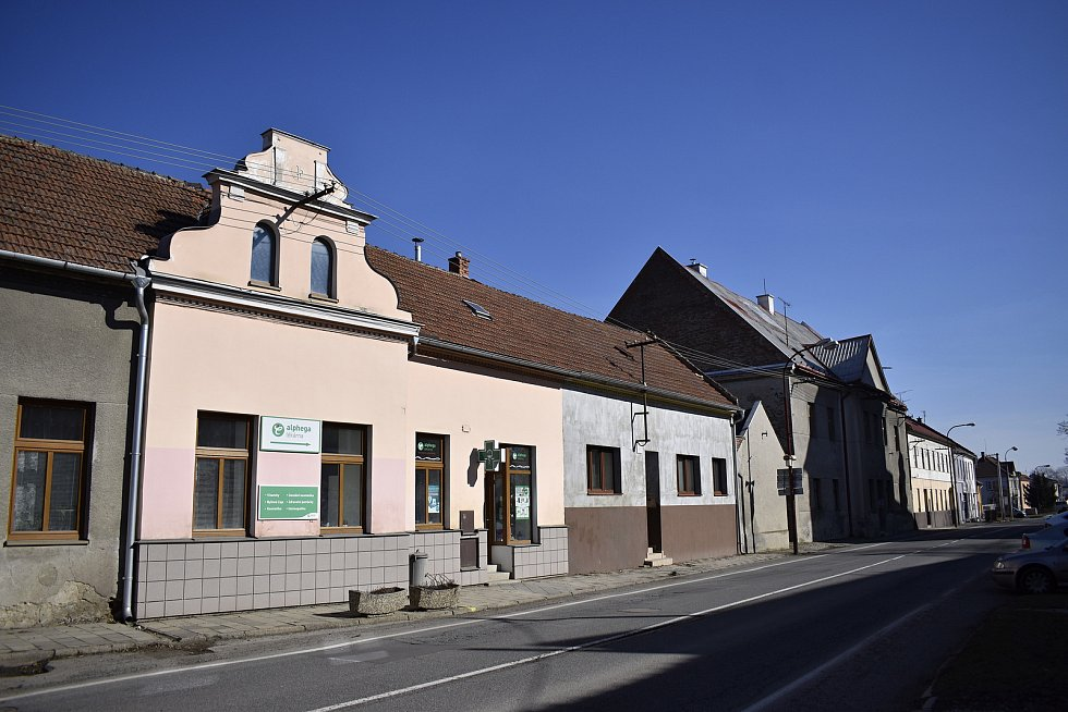 Mostkovice jsou obcí, která leží přímo pod plumlovskou přehradou.