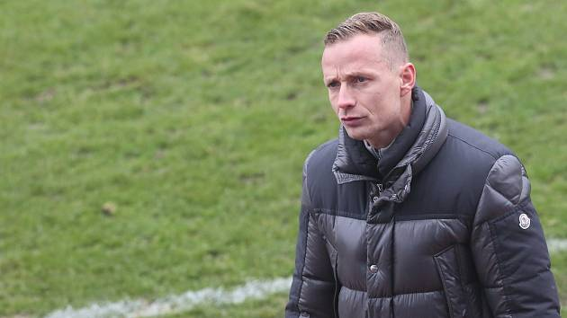 Jiří Jarošík jako kouč Ústí nad Labem