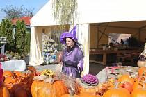 Halloween na Prostějovsku.