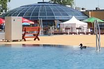 Prostějovsky aquapark - zahájení sezony 18.5. 2012
