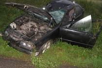 Autonehoda u Výšovic