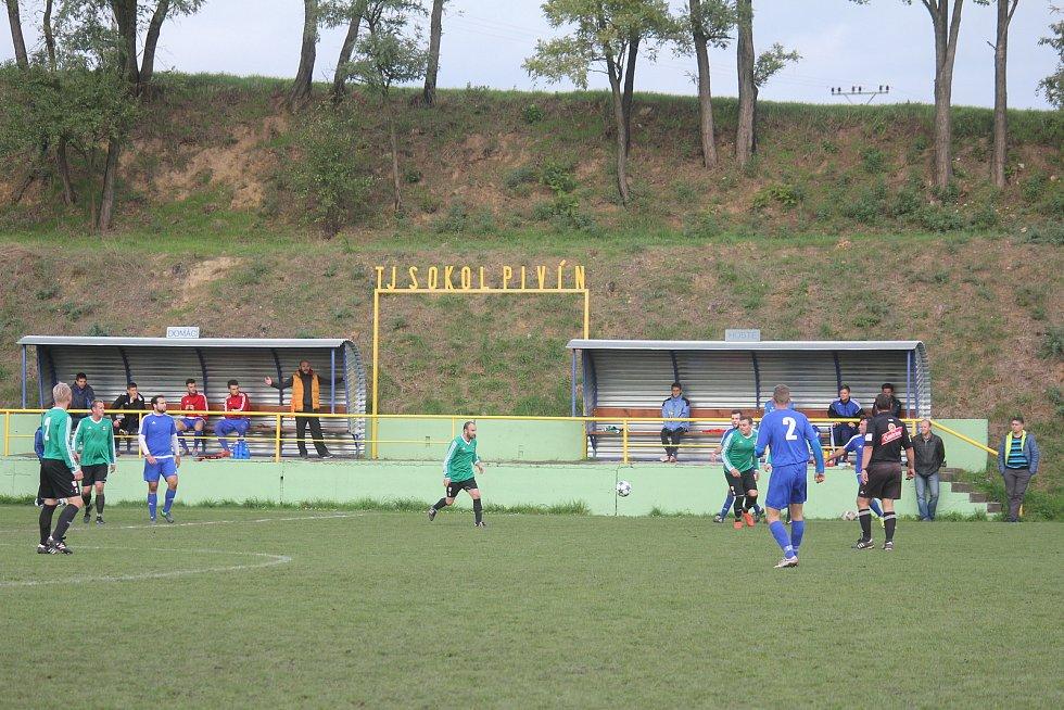 I.B třída skupina A: TJ Sokol v Pivíně – TJ Sokol Klenovice 6:1 (4:0)