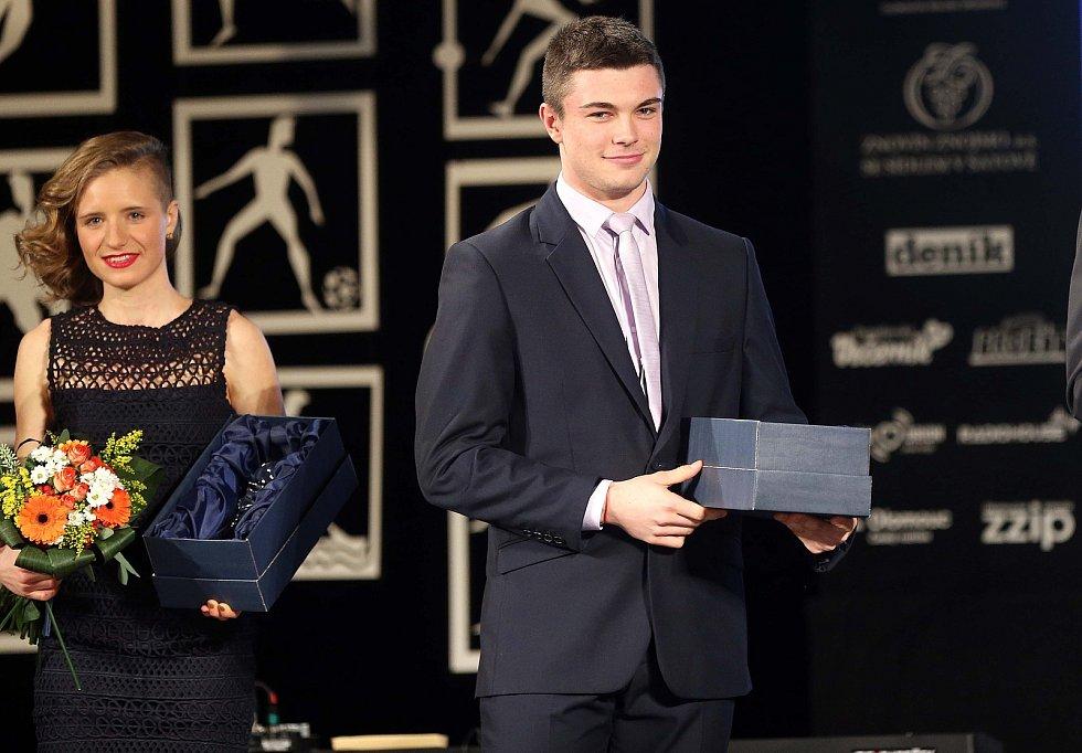 Nejlepší sportovec Olomouckého kraje 2018, Jakub Šťastný