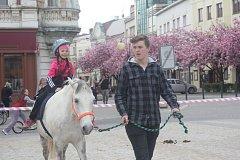 Den Země na náměstí TGM v Prostějově