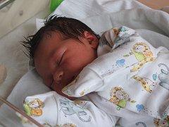 Jan Šmíd, narozen 11. ledna v Prostějově, míra 49 cm, váha 3 550 g