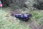 Dopravní nehoda u Lipové