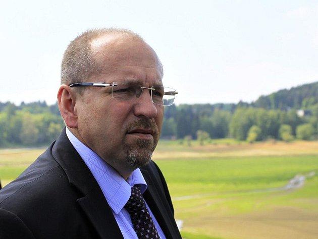 Ministr zemědělství Ivan Fuksa