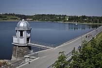 Plumlovská přehrada 3.6. 2021
