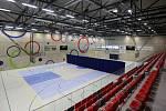 Návštěva Národního sportovního centra v Prostějově
