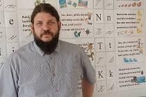 Jiří Kobza je zastupujícím ředitelem ZŠ a MŠ v Olšanech u Prostějova