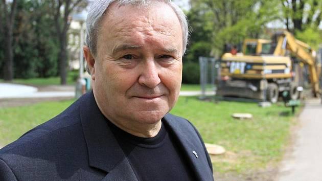 Prostějovský starosta Miroslav Pišťák