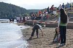 Den přehrady a dračí lodě na Plumlově