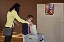 Krajské volby v Mostkovicích, sobota 3. října 2020