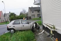 Nehoda v Olšanech