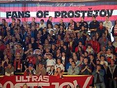 Kotel prostějovských fans