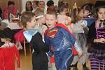 V Suchdole proběhl čtrnáctý ročník karnevalu pro děti