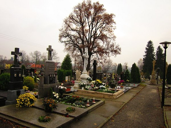 Hřbitov vNěmčicích nad Hanou