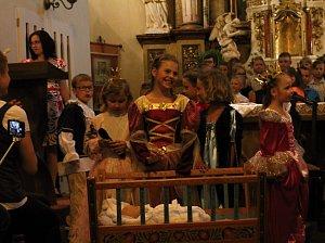Páteční Noc kostelů se v Olšanech u Prostějova těšila obrovskému zájmu veřejnosti.
