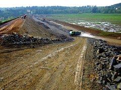 Revitalizace Plumlovské přehrady - 6. května 2013