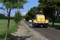 Silnice z Konice do Šubířova je od 1. září uzavřena.