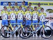 Cyklistická Grand Prix 2010 na prostějovském velodromu