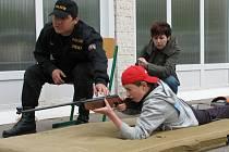 V soutěži změřili síly žáci šestých tříd.