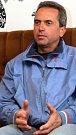 Trenér dostihových koní Stanislav Popelka