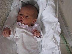 Viktorie Podolská, Plumlov, narozena 27. července, 49 cm, 2950 g