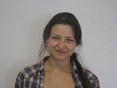 Julie Švecová, vzpěračka a spoluautorka kalendáře představující krásu vzpěraček.