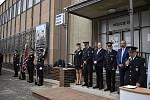 V pátek 4. září 2020 bylo slavnostně otevřeno nové oddělení hlídkové služby Policie ČR.