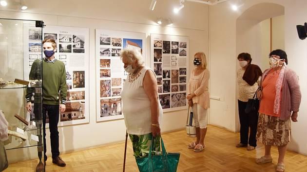 Výstava o barokních synagogách ve Špalíčku