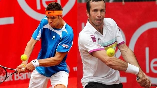 Czech Open v Prostějově zažije české finále: Veselý vs. Štěpánek