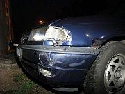 Při otáčení řidič ve Výšovicích narazil. Hrozí mu až tři roky vězení