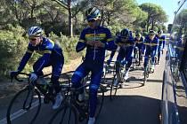 Prostějovští cyklisté v Toskánsku