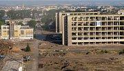 Před explozí. Demolice OP Prostějov 28. června 2014