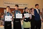 Národní dům Prostějov barmanská soutěž 21.3. 2019