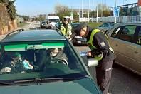 Ve středu se v Prostějově uskutečnila policejní akce zaměřená na alkohol za volantem.