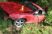 Nehoda u Suchdolu