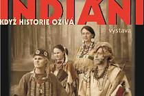 Výstava o indiánech v Regionálním muzeu
