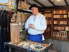 Svatováclavské slavnosti v Krumlově pokračují i v neděli.