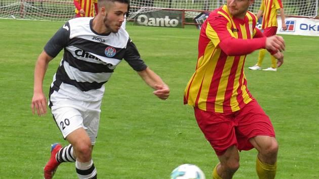 Kapličtí fotbalisté podlehli v turnaji sedmi týmů doma Kamennému Újezdu 3:4.
