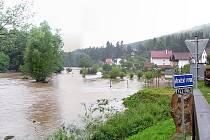 Pohroma postihla hlavně Křemežsko.