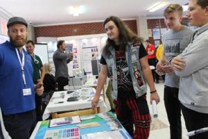 O Job Day je zájem jak ze strany studentů, tak prezentujících firem