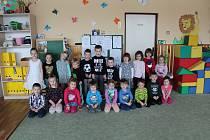 Kromě třídy předškoláků jsou v kájovské školce ještě dvě další třídy s mladšími dětmi.