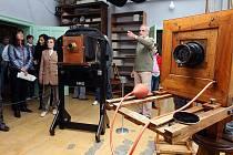 Museum Fotoateliér Seidel v Českém Krumlově navštívilo během prvního roku provozu 6000 lidí.