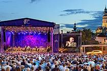 Mezinárodní hudební festival Český Krumlov.