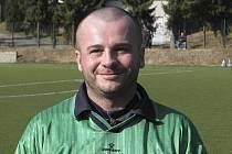 Náš fotbalový expert pro jarní část sezony - větřínský hráč Jiří Opekar.