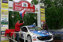 38. Rallye Krumlov 2010