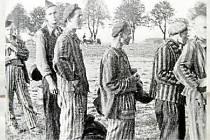 Vězni ve Velešíně.